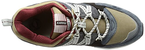 Karhu Män Fusion 2,0 (grå / Asfalt / Taupe) Grå / Asfalt / Taupe