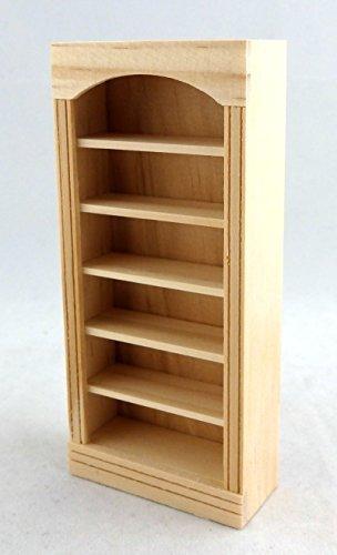 Scale Book Miniature Dollhouse (Dollhouse Miniature 1/2