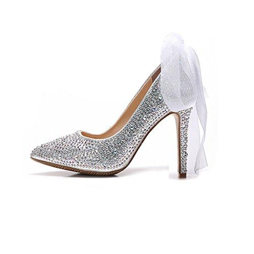 Di high da da scarpe con 7cm Scarpe sposa scarpe da donna Scarpe 7cm sposa da 4b19a7