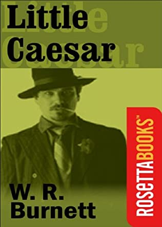 book cover of Little Caesar