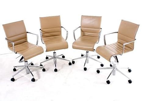 Sedie Da Ufficio Usate : Set da pezzi sedia girevole da ufficio alias rolling frame