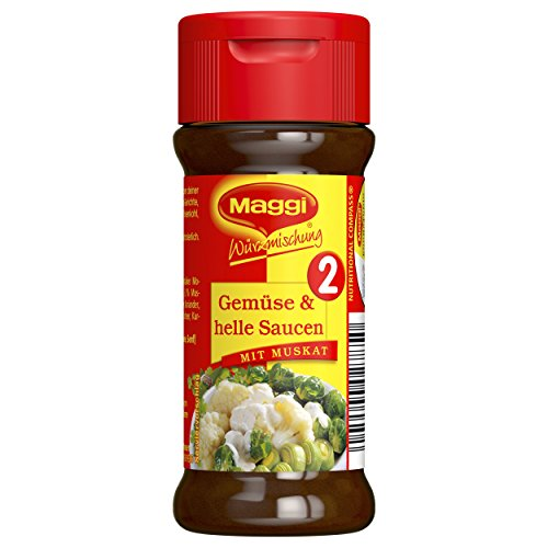 Maggi Seasoning #2 with Nutmeg (1 Jar)