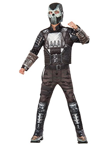 Rubie's Costume Captain America: Civil War Crossbones Deluxe Muscle Chest Child Costume, -