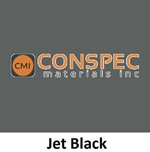 Conspec 5 Lbs. JET BLACK Powdered Color for Concrete, Cement, Mortar, Grout, Plaster, Colorant, Pigment