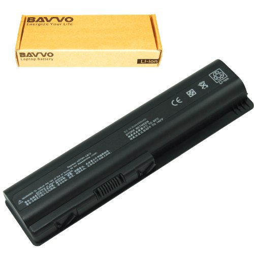 Bavvo 6-cell Laptop Battery for HP Pavilion DV5-1160BR DV5-1160ED DV5-1160EG DV5-1160EH DV5-1160EI
