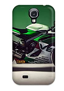 Fashionable Style Case Cover Skin For Galaxy S4- Yamaha 1514001K42211064