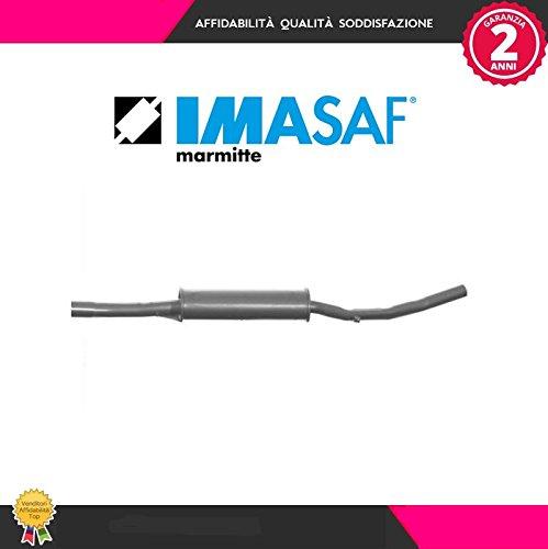 Imasaf 10.14.76 - Silenziatore Centrale Imasaf S.P.A.