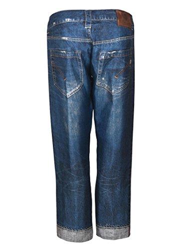 Blu Cotone Dp063sf586cxxx Jeans Dondup Donna RwqCU7Ua