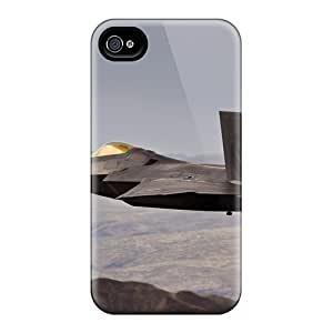 Shockproof/dirt-proof Lockheed Martin F 22 Raptor Covers Cases For Iphone(6)