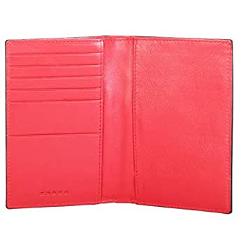Cross Red Leather For Women - Travel & Document Holders