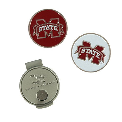 Team Effort Mississippi State Bulldogs Hat Clip & 2 Ball Markers