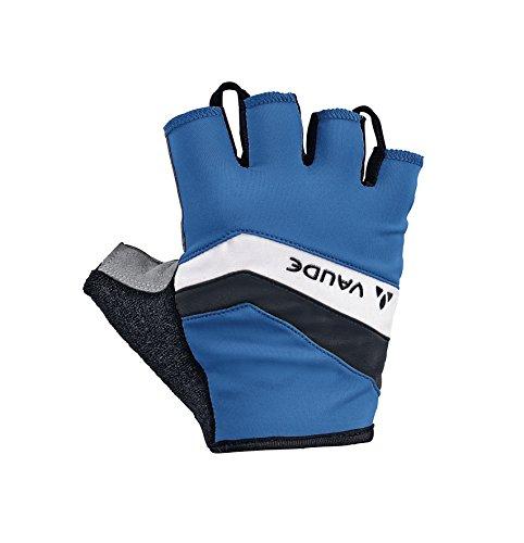 Vaude Active Gentlemen blue (Size: 9) Fingerless cycle gloves