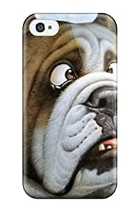 Cute Appearance Cover/tpu NSwTWpU4685vzdin Funny S8 Case For Iphone 4/4s