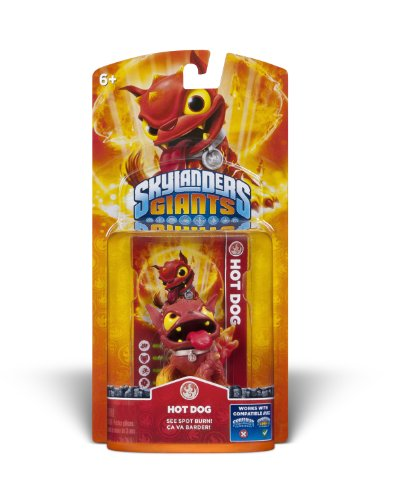 Skylanders Giants Single Character Pack Core Hot Dog (Hot Dog Skylander Giants compare prices)