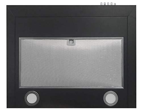 Eurodomo-60-cm-800-mHR-Pyramid-Kitchen-Chimney-Hood-Sapphire-BK-BF-60-Cassette-Filter-Black