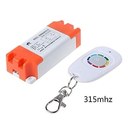 Calvas 1 juego AC85-250V lámpara de luz LED Universal ...