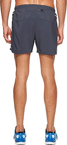 Brooks Men's Sherpa 5'' Shorts Asphalt Small 5 by Brooks (Image #2)