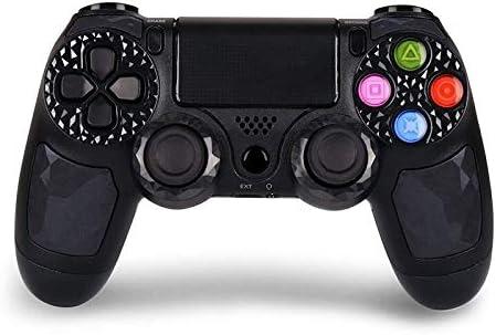 Mando Inalámbrico para PS4 / PC / Android, HONGLI Gamepad Wireless Bluetooth Controlador para Playstation 4 con Vibración Doble Remoto Joystick: Amazon.es: Videojuegos
