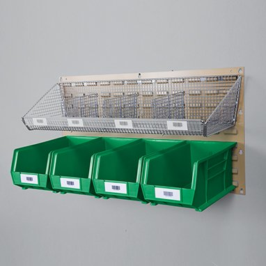 HCL Large Louvered Bin Panel