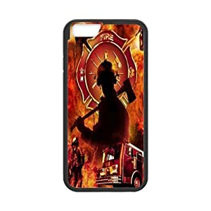 Onshop Custom Fire Fighter Phone Case Laser Technology for iphone 4 4s