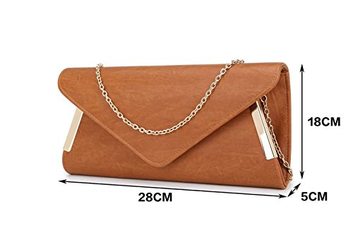 Leather Bag Prom Leahward Women's Out Handbag Evening Faux Flap Maroon Wedding For Cwe017 Night Clutch wFwqf6x1I
