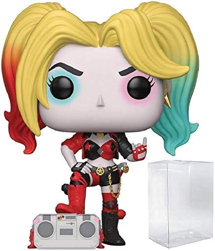 DC Comics-Harley Quinn édition spéciale Funko Pop amour fou