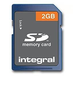 Integral - Tarjeta de Memoria (2 GB): Amazon.es: Informática