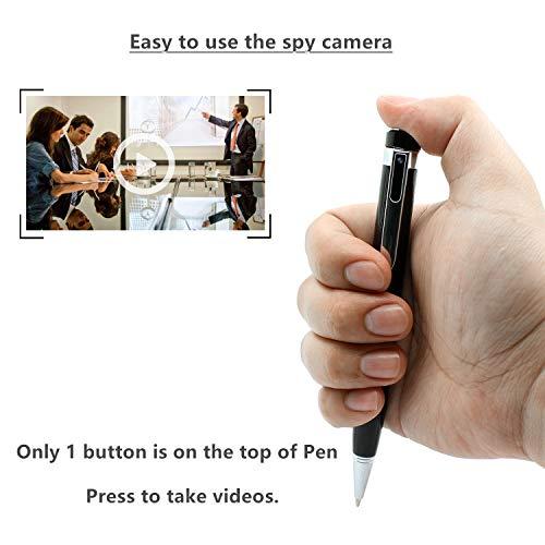 Spy Camera Pen   Hidden Camera   Premium Pack   Mini Spy Camera 1080p   USB Pen Camera   Hidden Spy Camera   Hidden Nanny Cam   Hidden Spy Cam   Hidden Cam   Surveillance Camera Full HD
