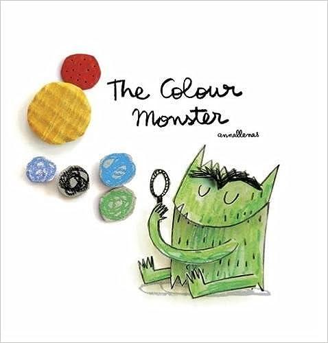 The Colour Monster(Inglés) Tapa blanda