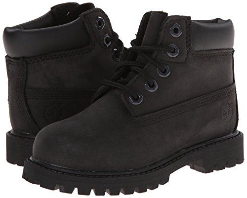 black Enfant Timberland Boot Classic Bottes Nubuck 6 Classiques Premium Wp In Mixte Noir 4r4Py6F
