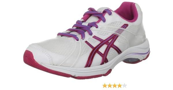 4digital Media Asia Ayami Kensei, Zapatillas para Mujer, White ...