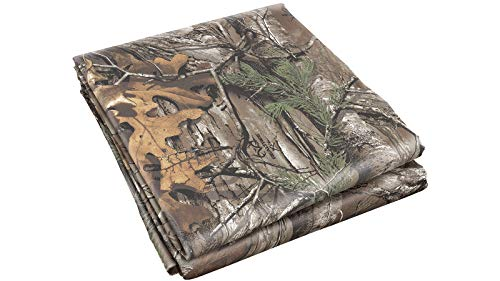 Allen Company Camo Netting for Hunting Blinds, 12 feet x 56 inches - Realtree Edge