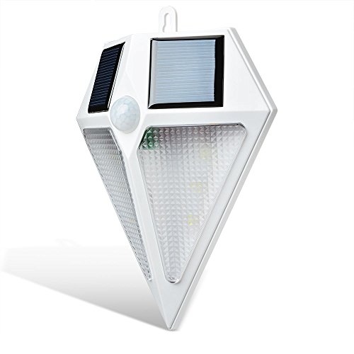 Motion Sensor Light H Amp G 174 6 Led Waterproof Outdoor Solar