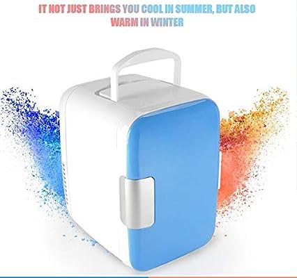 Accesorios de Coche 4L Mini Coche del congelador de refrigerador ...