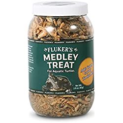 Fluker'S 72022 Aquatic Turtle Medley Treat (2.9 Ounce Container)