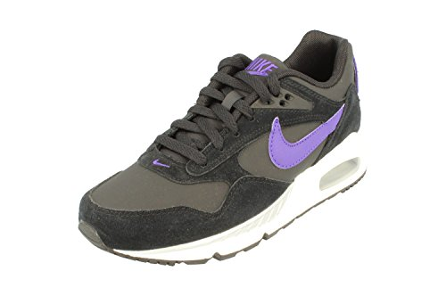 Nike Womens Air Max Correlate LTR Running Trainers 525381 Sneakers Shoes (UK 5 US 7.5 EU 38.5, Black Court Purple White 040) (Nike Air Correlate)