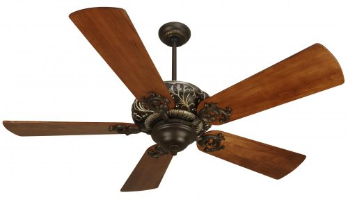 Craftmade OA52AGVM Ceiling Fan with Blades Sold Separately, 52