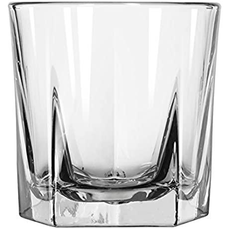 Libbey Glassware 15481 Inverness Rocks Duratuff Glass 9 Oz Pack Of 36