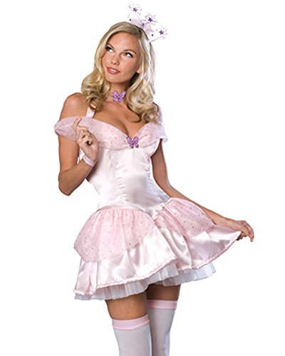 Sexy Glinda Costume The Good Witch Theatre Costumes Fairytale Sizes: Medium - Good Movie Couple Costume Ideas