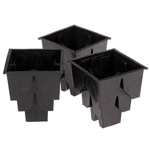 Rootmaker Express Propagation Pots - 288 Pots (3 X 3 X 4 Inches) by RootMaker