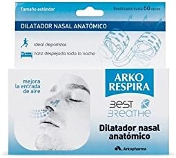 Arkopharma Arko Respira Best Breath Dilatador + Filtro Nasal ...