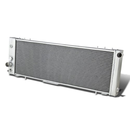 Full Aluminum 3-Row Racing Radiator for Jeep Cherokee Comanche Wagoneer XJ 2.8L 4.0L V6