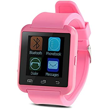 Amazon.com: Padgene Bluetooth 4.0 Smart Watch for ...