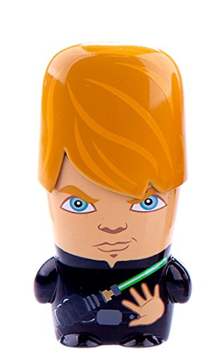 16GB Jedi Luke Skywalker Star Wars USB Flash Drive with bonus preloaded Mimory content, Limited Edition MIMOBOT character by Mimoco ()
