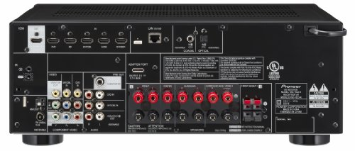 Find a Pioneer Channel AV Receiver, VSX-1023 (Black)