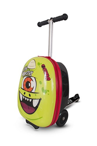 (ZincFlyte Kid's Luggage Scooter 18