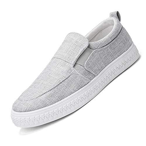 MILIMIEYIK Walking Shoes for Men Wide Width, Mens Wool Shoes,Fashion Sneakers Men,Sneakers Men,Lightweight Runners,Sneaker Dark Gray]()