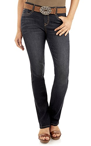 WallFlower Women's Juniors Legendary Belted Slim Bootcut Jeans In Shay, - Wide Jeans Belted