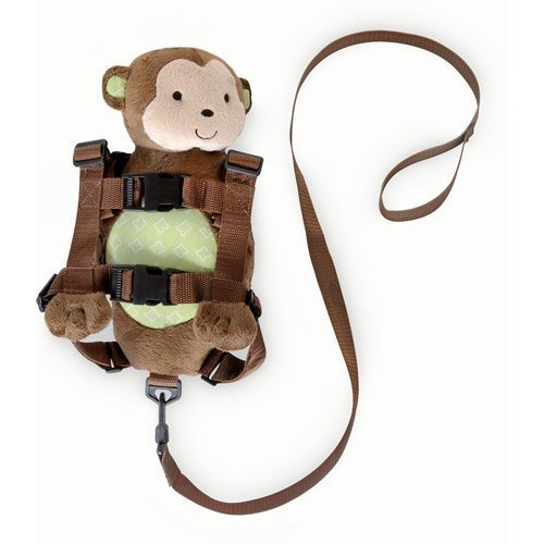 Carters Child of Mine 2 in 1 Harness Buddy Pal Monkey