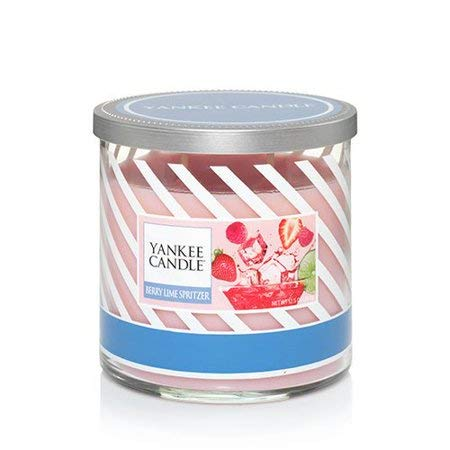 - Yankee Candle Boardwalk Limited Edition Collection (Berry Lime Spritzer) Medium 2-Wick Tumbler Candle